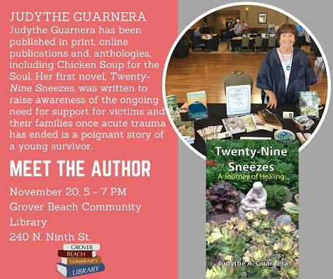 Meet the Author: Judythe Guarnera