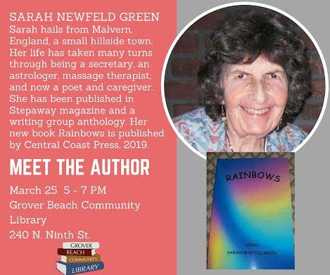 Meet the Author: Sarah Newfeld Green