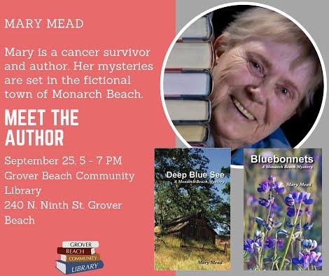 Meet the Author: Mary Mead